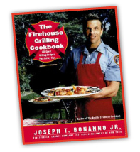 Firehouse Kitchen Show Firehouse Chicken grilling cookbook